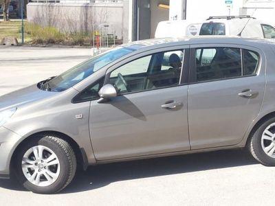 begagnad Opel Corsa Enjoy 1,4 Twinport 100 hk automat -12