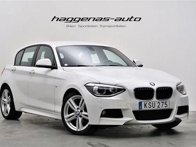 begagnad BMW 116 i / M-Sport / 136hk / PDC
