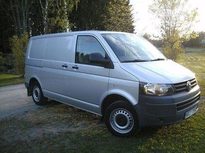 begagnad VW Transporter 2.0 TDI DSG 140hk Nys
