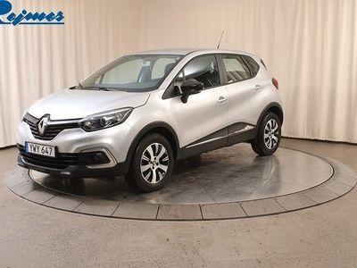 begagnad Renault Captur PhII Energy TCe 120 Zen EDC 2018, Halvkombi 149 800 kr