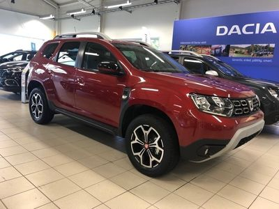 begagnad Dacia Duster 4x4 1.5 Blue dCi Techroad