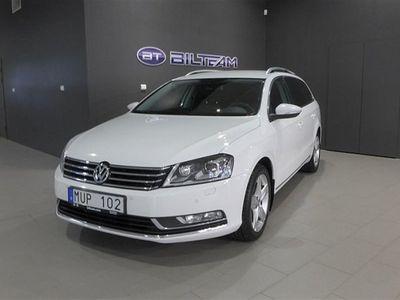 begagnad VW Passat TDI 170 DSG 4M GT 2013, Kombi 194 500 kr