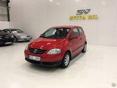 begagnad VW Fox 1,2/Manuell/55hk/Nyservad/Nybes