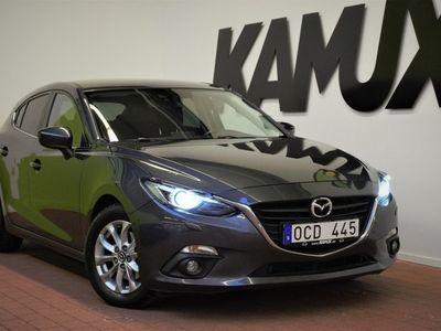 begagnad Mazda 3 2.0 SKYACTIV-G S&V Däck