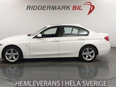 begagnad BMW 320 d xDrive Sport line Navi Taklucka Drag EU6 190hk