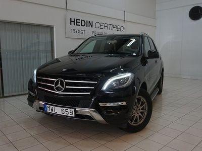 begagnad Mercedes 350 ML BenzCDI BlueTEC DRAG WEBASTO 2012, SUV 209 800 kr