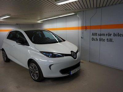 begagnad Renault Zoe 88 hk Intens A II
