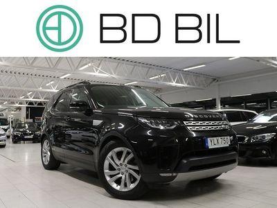 begagnad Land Rover Discovery 3.0 TDV6 4WD 7-SITS D-VÄRM DRAG NAV