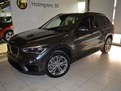 brugt BMW X1 xDrive20d Sport / Connected / Park