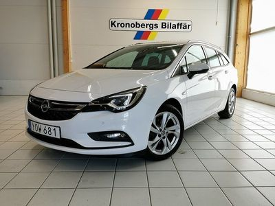 begagnad Opel Astra Dynamic Sports Tourer 1.6 CDTI 110hk