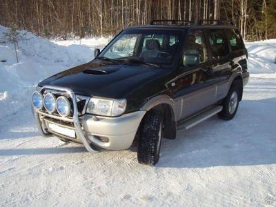 begagnad Nissan Terrano II 2001