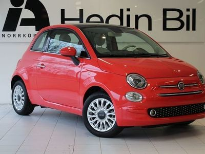 second-hand Fiat 500 Lounge 1,2 69 HK 2019