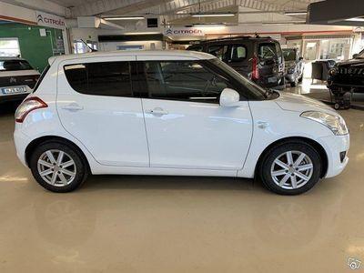 begagnad Suzuki Swift 5-dörrar 1.3 DDiS GLX 75hk