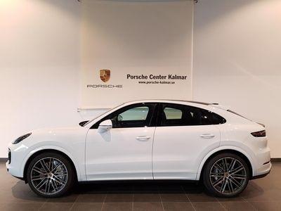 begagnad Porsche Cayenne Turbo Coupé 550hk 1Ägare Moms