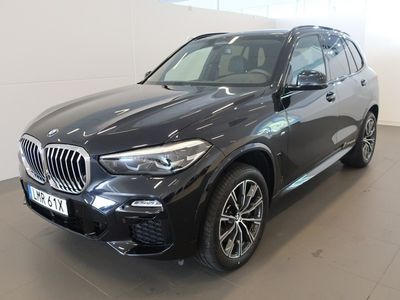 begagnad BMW X5 xDrive30d Innovation / 7 sits / Luftfj -20