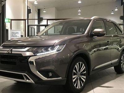 begagnad Mitsubishi Outlander Komfort Plus 2,0 4WD