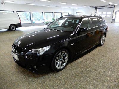 begagnad BMW 525 d Touring Automat 177hk M-paket