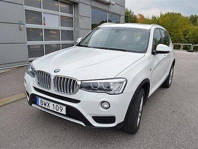 begagnad BMW X3 xDrive30d, F25 (258hk)