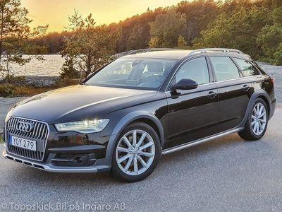 begagnad Audi A6 Allroad Q 3.0TDi 272hk Design Evolution 204500 i tillval