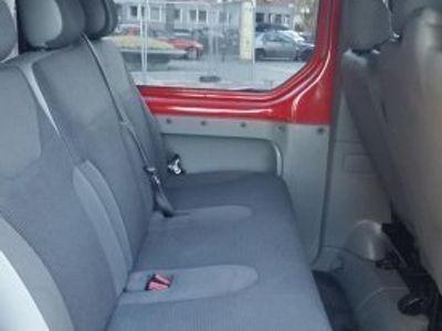 begagnad Opel Vivaro -11