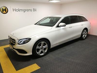 begagnad Mercedes E220 4Matic / 9G / Avantgarde