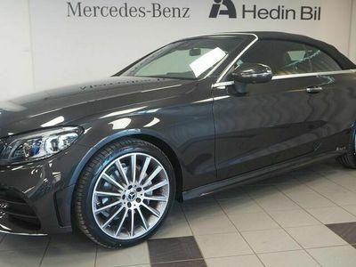 begagnad Mercedes C200 - Benz - BenzCabriolet