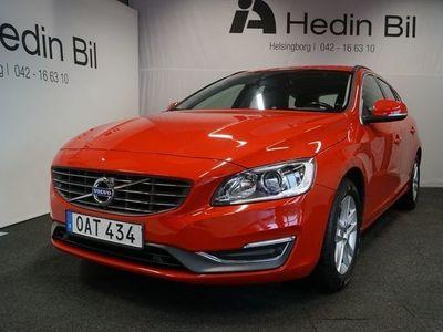 begagnad Volvo V60 AWD D4 163HK 4x4 Business Edition Momentum