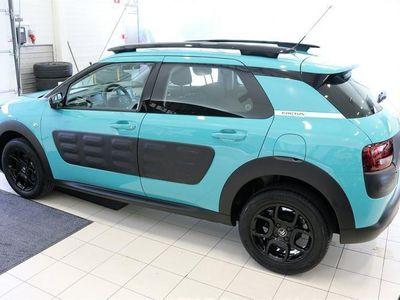 begagnad Citroën C4 Cactus PureTech 82hk ETG Happy Edition