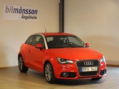 begagnad Audi A1 1,6 TDI