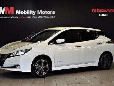 begagnad Nissan Leaf Tekna 40KW MY18