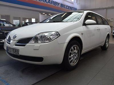 begagnad Nissan Primera 1.8 116hk / Krok / Motorvärmar