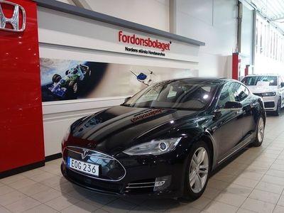 brugt Tesla Model S 85 Autopilot Svensksåld