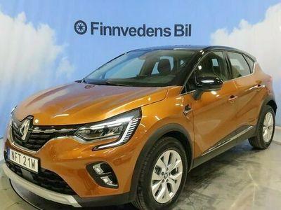 begagnad Renault Captur E-TECH Plug-in 160 Intens A 2021, Halvkombi Pris 353 300 kr