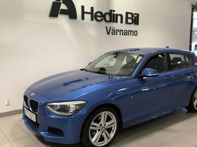 begagnad BMW 118 D XDRIVE M - PAKET