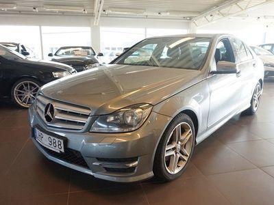 begagnad Mercedes C220 C Benz amg-sportCDI 7 G-Tronic Plus Sedan 2013, Personbil 109 900 kr