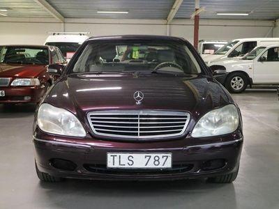 begagnad Mercedes S430 5G-Tronic 279hk