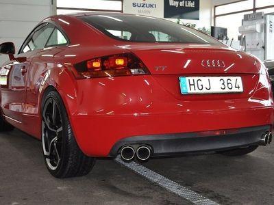 begagnad Audi TT Coupé 2.0 TFSI 200hk