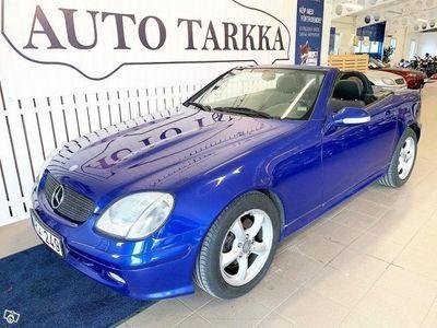 begagnad Mercedes SLK320 Automat 218hk Final Edition