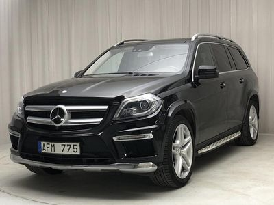 begagnad Mercedes GL350 CDI BlueTEC 4MATIC