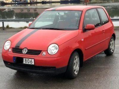 gebraucht VW Lupo ny skattad och ny besiktigad -01