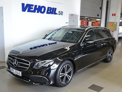begagnad Mercedes E220 d/Automat/Comand Online/Dragkrok/Multibeam/Premiumpaket