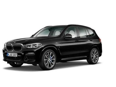 begagnad BMW X3 30i xDrive Connected M-sport Innovation Winter