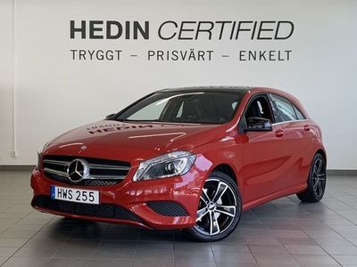 used Mercedes A180 7G-DCT 122hk Automat