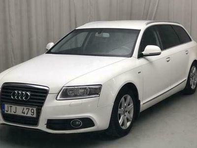 begagnad Audi A6 2.0 TDI Avant 2009, Kombi Pris 35 000 kr