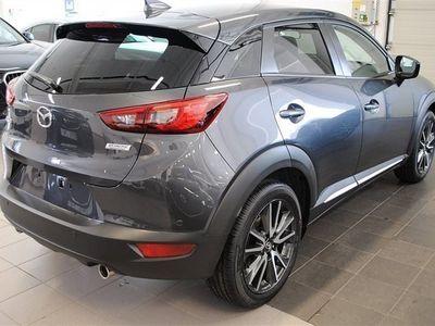 begagnad Mazda CX-3 VISION 2.0 120 HK 2WD MANUELL