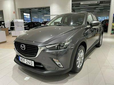 begagnad Mazda CX-3 2.0 FWD (120hk) Skyactive