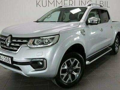 begagnad Renault Alaskan 2.3 dCi 4WD Automat Euro 6 2018, Pickup Pris 274 900 kr