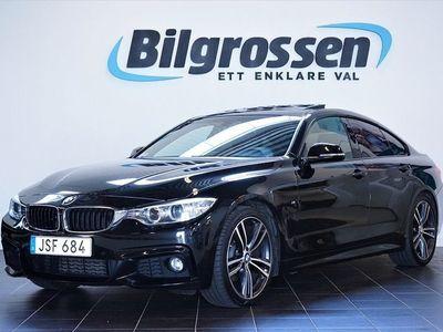 begagnad BMW 420 Gran Coupé d M-Sport Taklucka H/K Dra