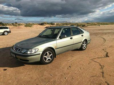 begagnad Saab 9-3 SE 5D 2.0T M1