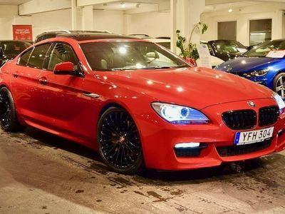 begagnad BMW 640 d Gran Coupé M Sport 313hk